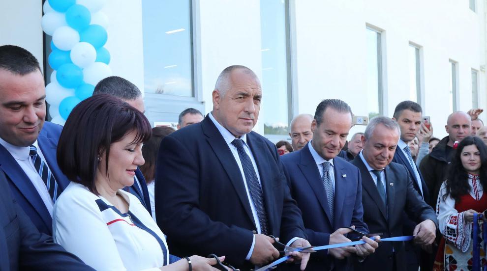 Премиерът Борисов: Когато има работа и високи доходи, не мислим за други...