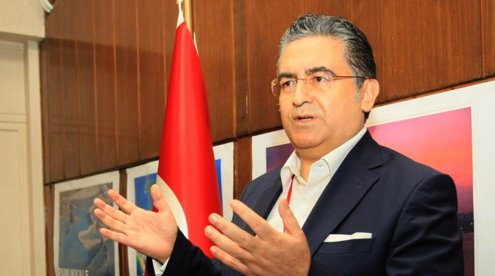 Турското посолство: Изопачаването думите на посланик Улусой е...
