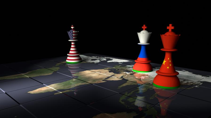 <p>Кой надделява в сблъсъка между Китай и Русия в Азия</p>