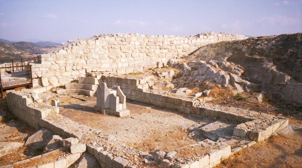 Търсят най-голямата раннохристиянска базилика на...