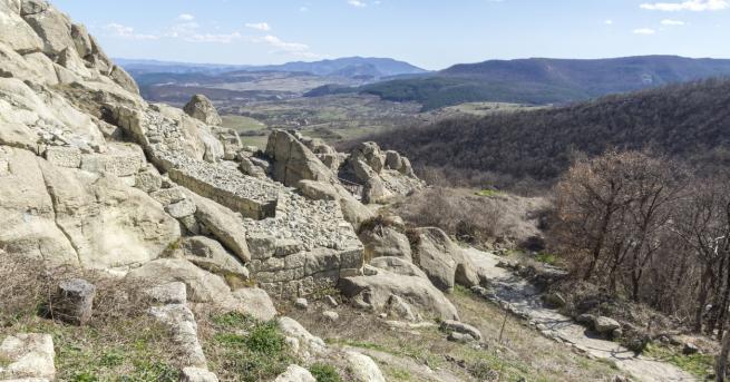 Kръгъл мавзолей от епохата на император Юстиниан Велики, създателя на