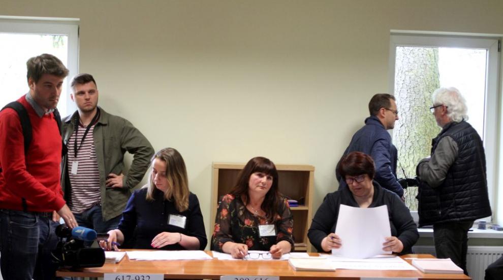 Завърши гласуването на първия тур на президентските избори в Литва