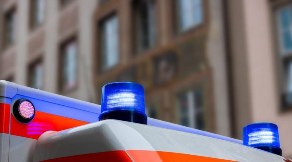 Мъж е с опасност за живота след катастрофа на пътя Белослав-Варна
