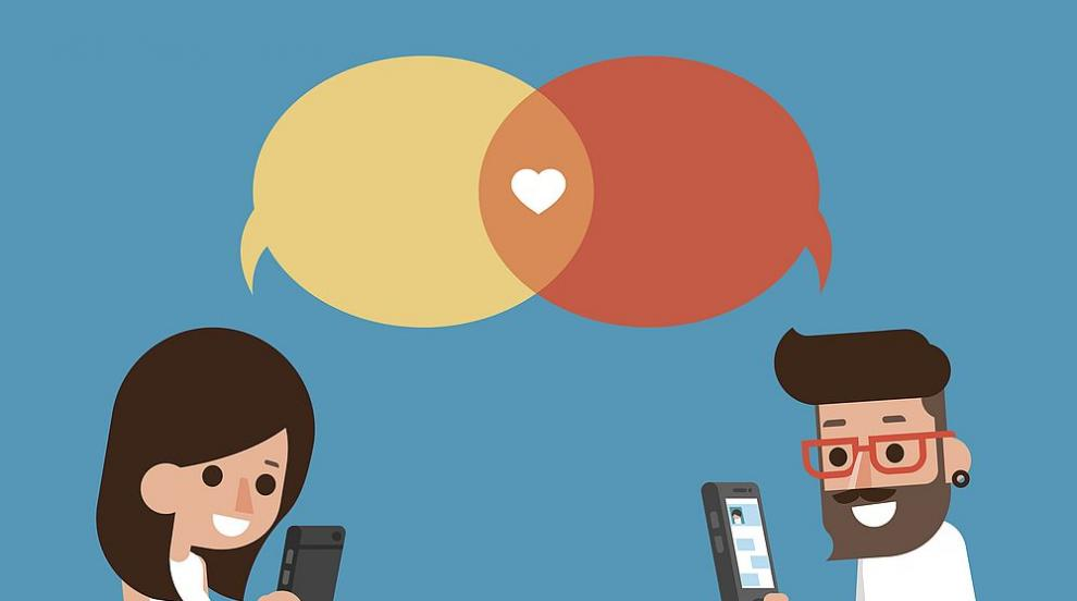 Четири мобилни приложения за влюбени (ВИДЕО)