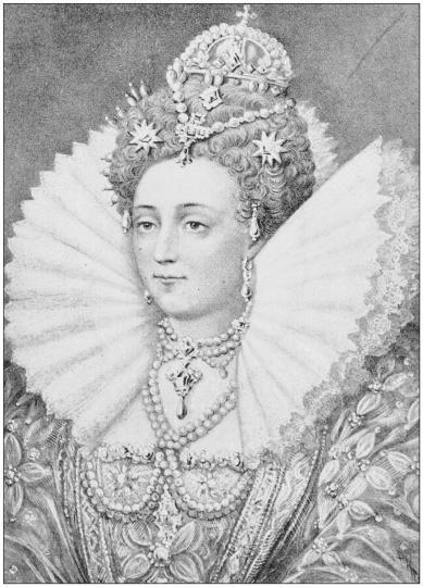 <p>Според историческите книги Елизабет I придобила титлата &bdquo;кралицата девица&ldquo;, защото възприемала&nbsp;себе си като омъжена за трона.&nbsp; Писателите по онова време обаче пишат за отвращението на кралицата от брака, защото е свързвала брачния съюз със смъртта, предвид факта, че Хенри VIII е бил неин баща.</p>