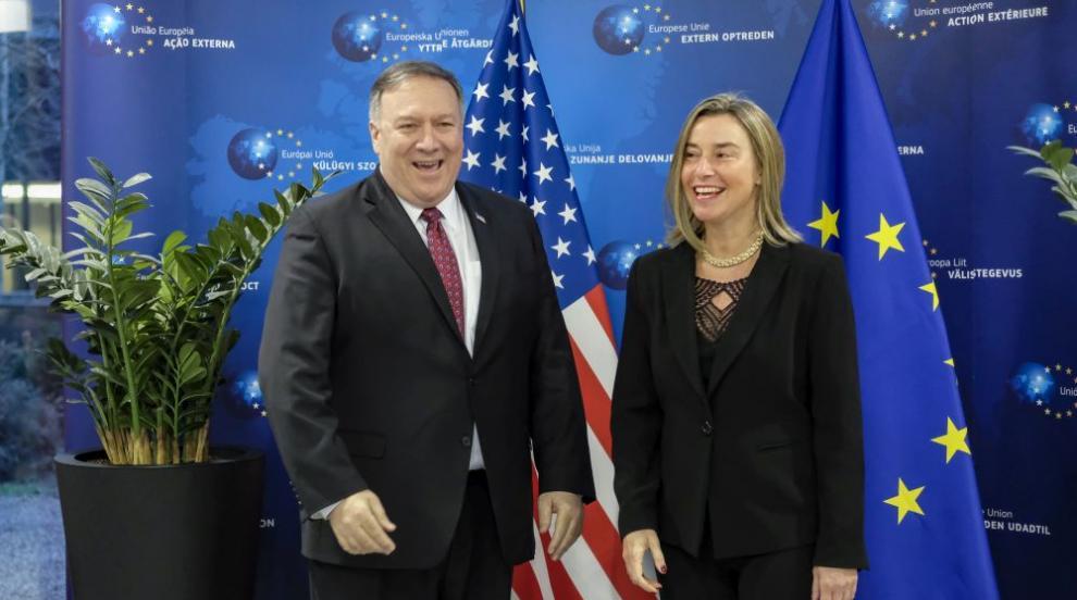 ЕС призовава САЩ към сдържаност спрямо Иран (ВИДЕО)