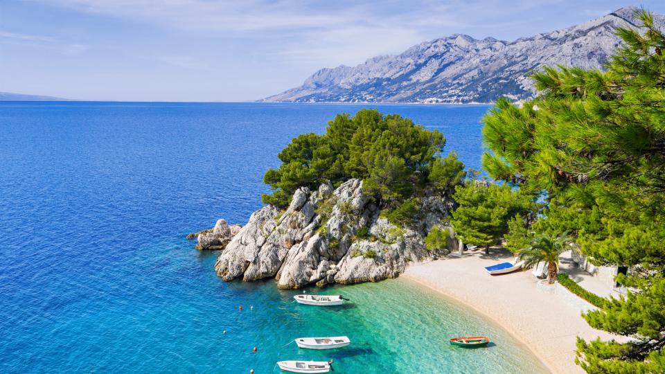 Пасяча: най-красивият плаж в Европа