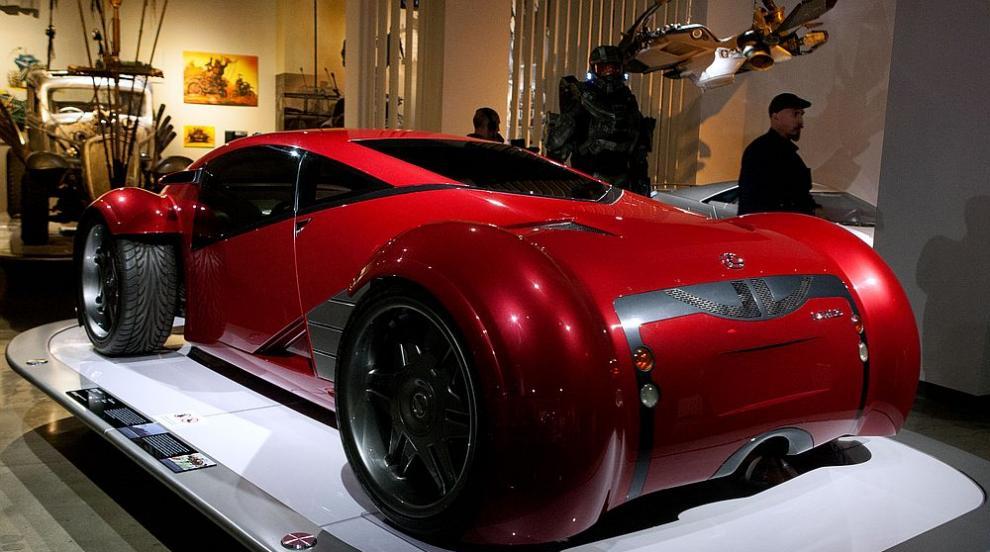 Холивудските коли от фантастични и фентъзи филми (ВИДЕО)