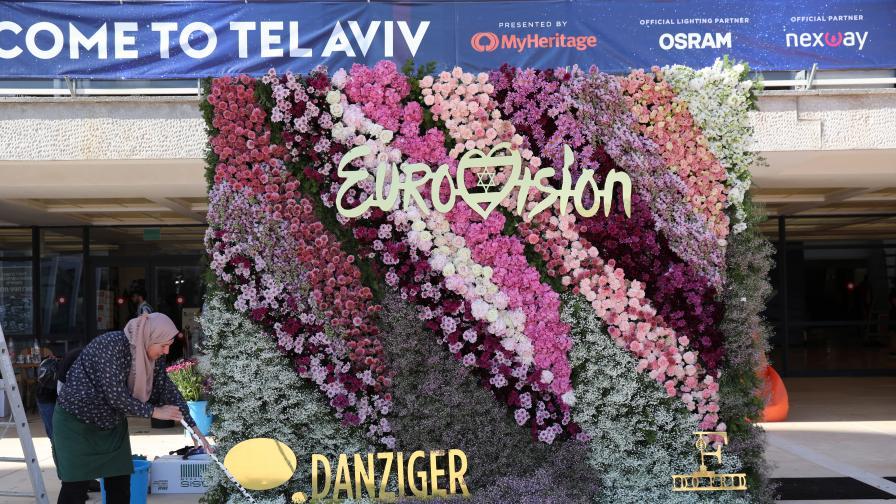 <p>Журито на &bdquo;Евровизия&ldquo; ощетявало Източна Европа</p>
