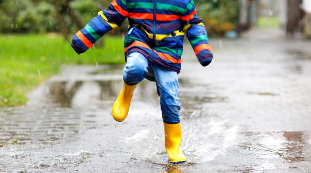Проливни дъждове и опасно време в част от страната - къде ще вали най-много?