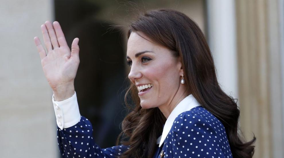 Отново сравниха херцогиня Кейт с принцеса Даяна (СНИМКИ)
