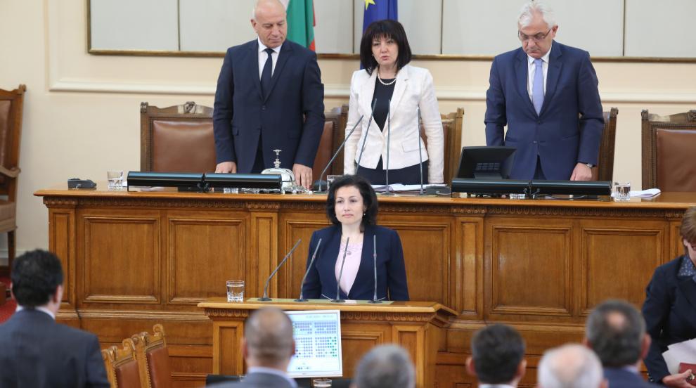 Десислава Танева е новият министър на земеделието (СНИМКИ)