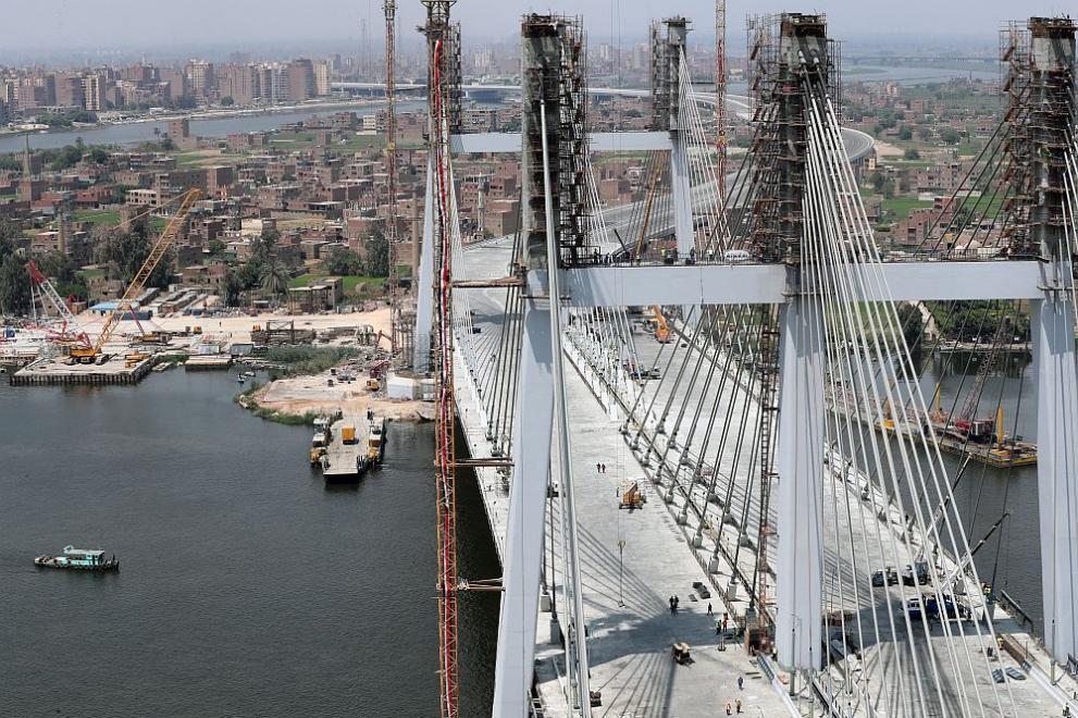 мост Египет