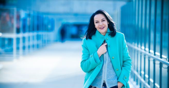 Любопитно Гергана Стоянова: Моята последна сцена в Откраднат живот ще
