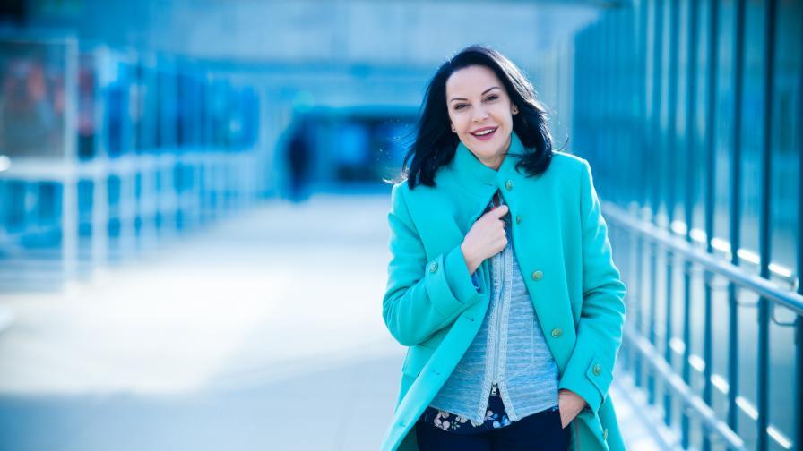 <p>Гергана Стоянова: Моята последна сцена ще бъде заснета утре</p>