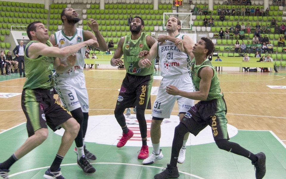 Решителен пети мач ще изиграят довечера отборите наБерое и Балкан.Петият