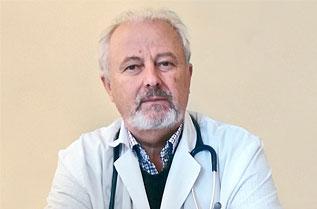 Д-р Славчо Кирилов, пулмолог