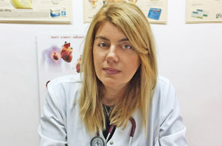 Д-р Анелия Ангелова, ОПЛ, Бургас