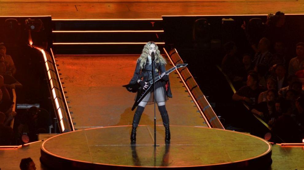 """Не пуснаха Мадона на репетиция за """"Евровизия"""", нямала договор"""