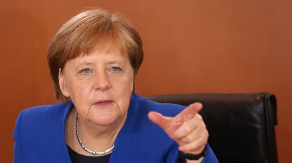 Меркел не се интересува от работа в ЕС след края на мандата си