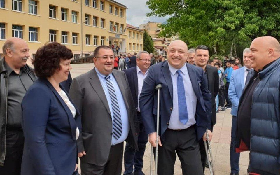 Красен Кралев с критики към устройствения план на Борисовата градина