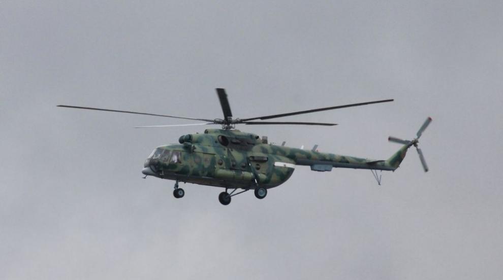 Хеликоптер се разби в Афганистан, 7 души загинаха