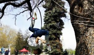 Циркът ще забавлява децата в София.