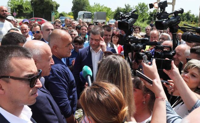 Борисов: Обзалагам се, че шаситата за BMW ще се правят в Шумен