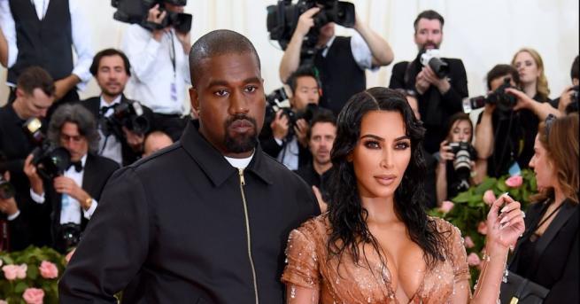 Риалити звездата Ким Кардашиян разкри името на четвъртото си дете,
