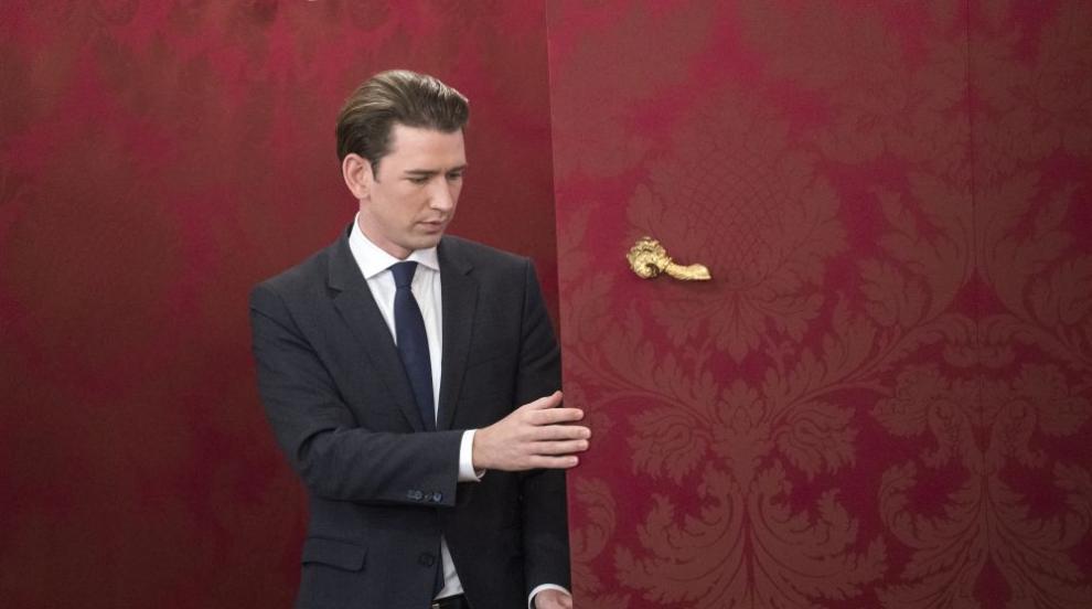 Себастиан Курц обяви края на коалиционното правителство в Австрия