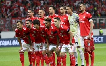 Бенфика ликува с титлата в Португалия