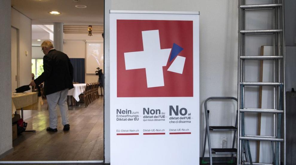 В Швейцария одобриха с голямо мнозинство данъчна и пенсионна реформа