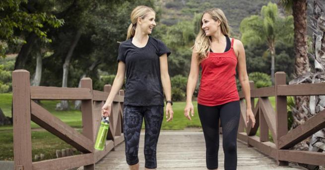 Очакваната продължителност на живота е по-голяма, ако човек ходи бързо,