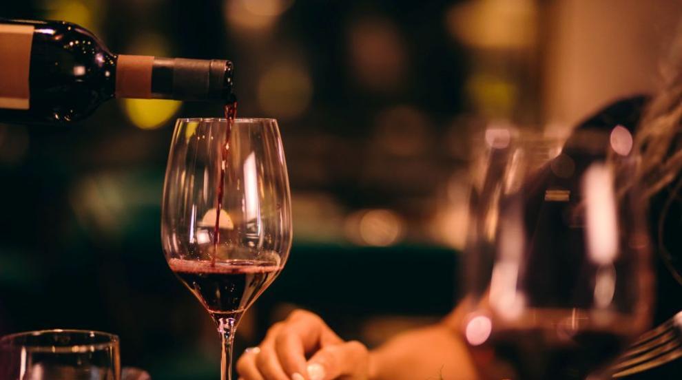 Червеното вино е полезно за храносмилателната система