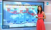 Прогноза за времето (19.05.2019 - централна емисия)