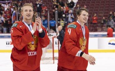 Русия с шеста поредна победа на Световното по хокей