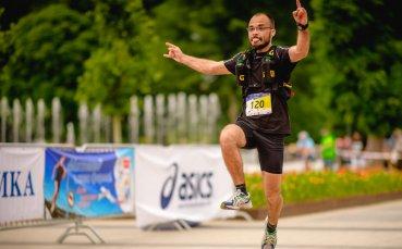 Участници от 3 до 82 г. на маратона в Плевен