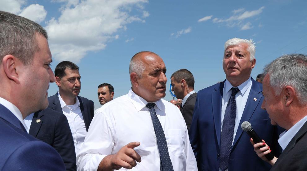 Премиерът Борисов за тол системата: Без пари, такси и данъци нищо не може да...