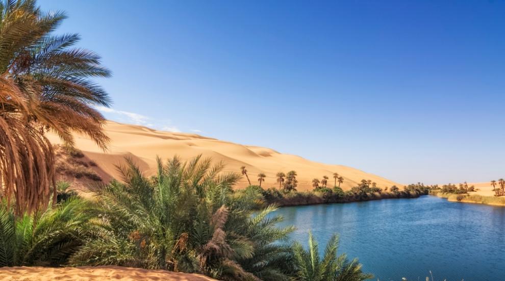 Загадъчно стъкло в либийската пустиня – разкриха на какво се дължи