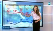 Прогноза за времето (20.05.2019 - централна емисия)