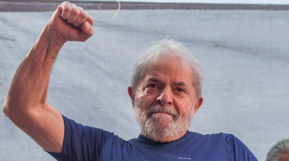 Лула да Силва планира сватба, като излезе от затвора