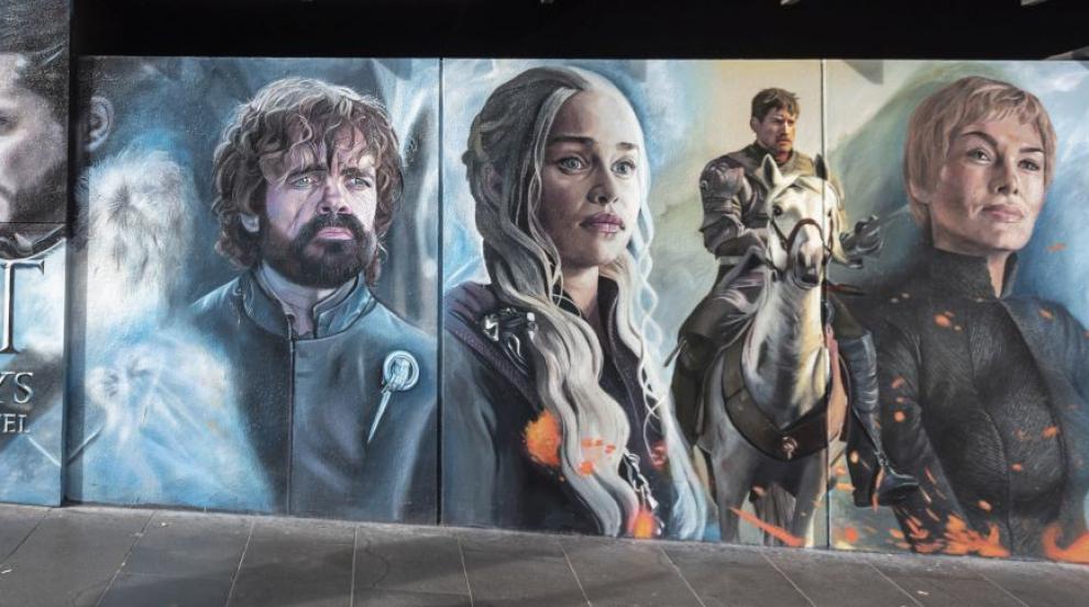 Във Вестерос са жадни: И пластмасова бутилка се появи в Game of Thrones (СНИМКИ)