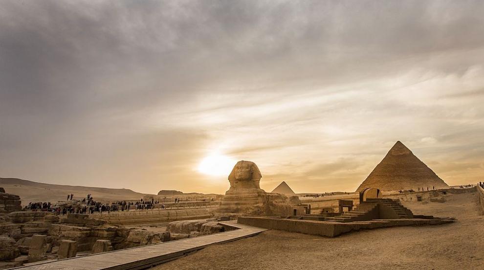 Революционно откритие в гробницата на Тутанкамон