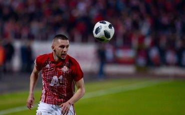 Титуляр на ЦСКА с по-тежка контузия от очакваното