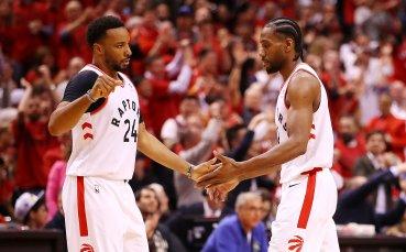 Торонто изравни на Милуоки във финала на Изток в НБА