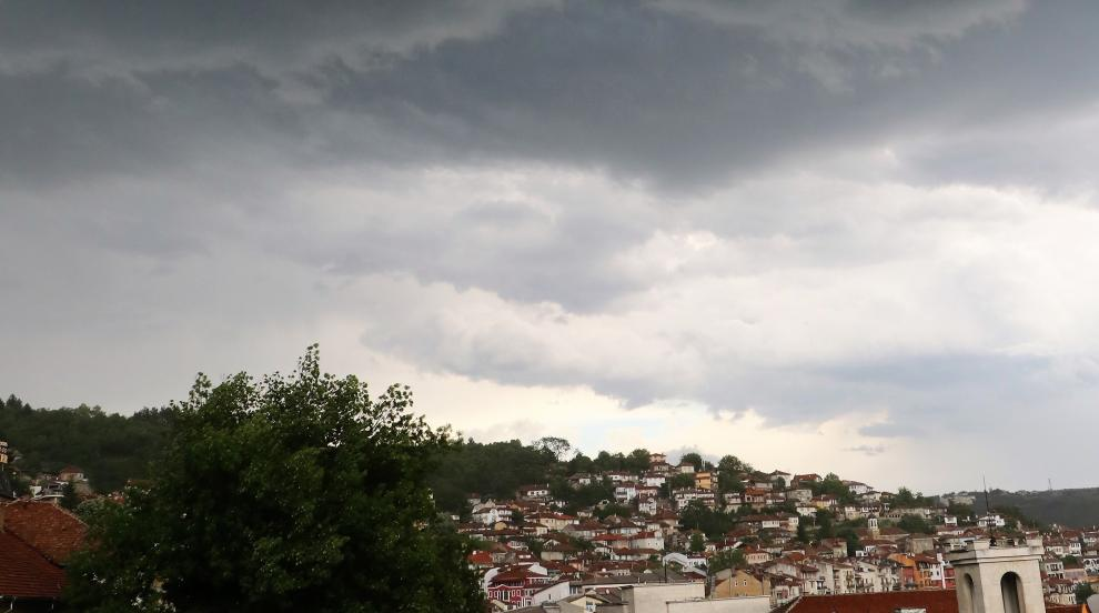 Пет села са засегнати от градушката над община Велико Търново