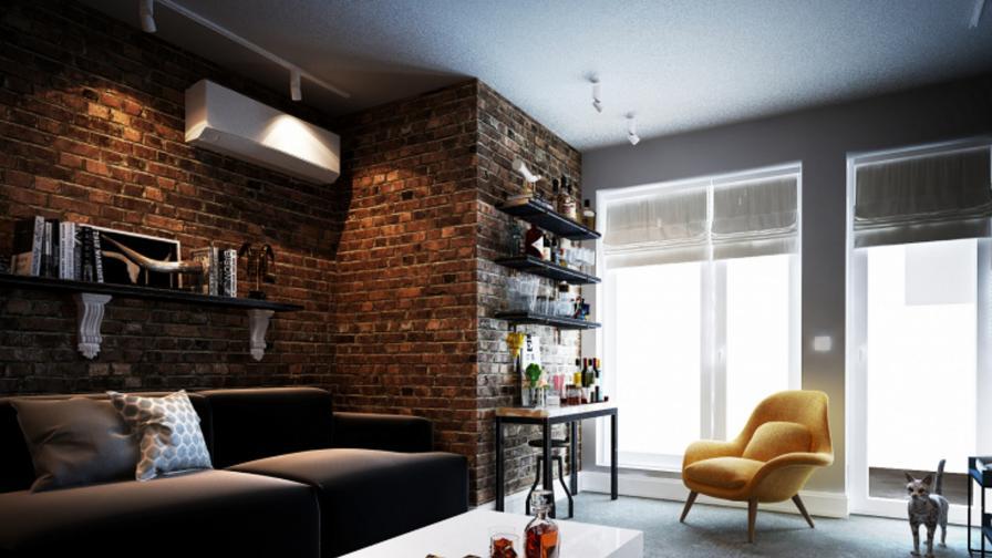 <p><strong>Апартамент в Пловдив</strong>, който очарова с интериор</p>