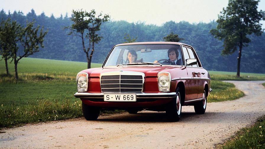 <p>Вдигат паметник на Mercedes в Хърватия</p>