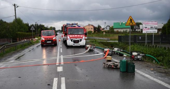 Части на полската армия ще участват в преодоляването на последиците