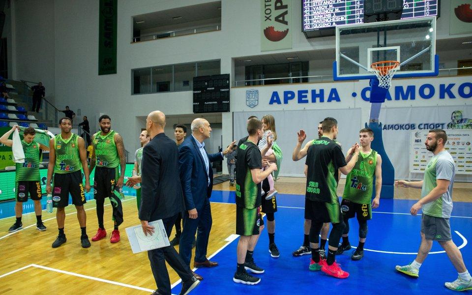Баскетболният Берое замина за силен турнир в Унгария